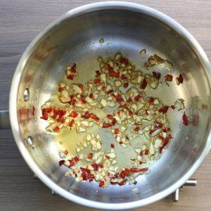 Burákový dip z arašídového másla