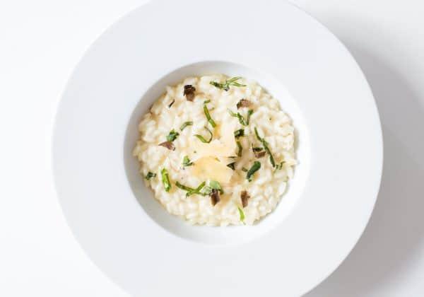 Parmazánové rizoto