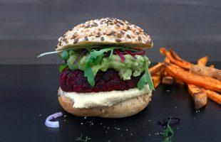 Veganský burger