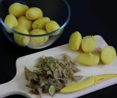 Základní recept na bramborové gnocchi