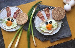 Velikonoční zajíci Ham & Eggs